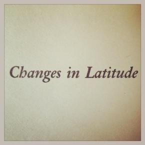 changesinlatitude