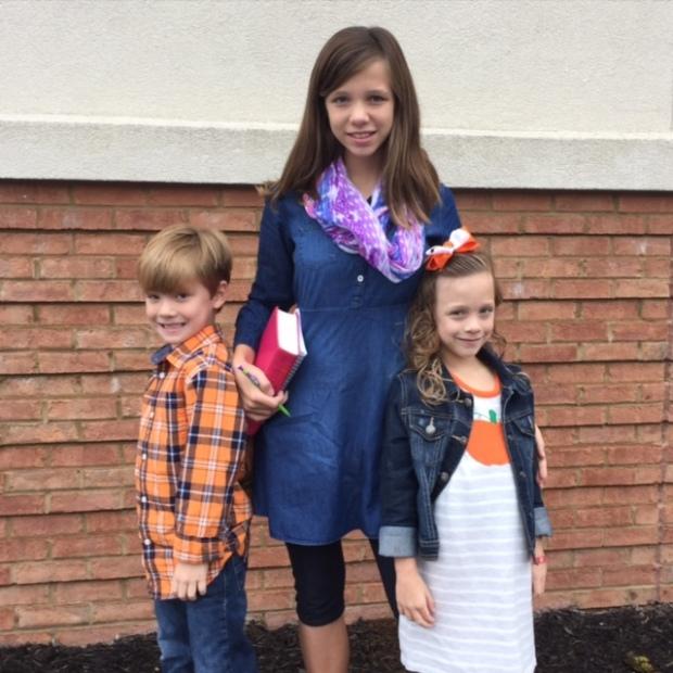3 before church fall